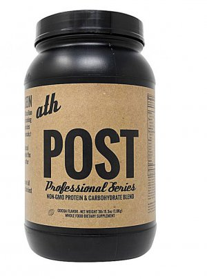 ATH Organics Post Workout Recovery Protein Powder Cocoa -- 15.5